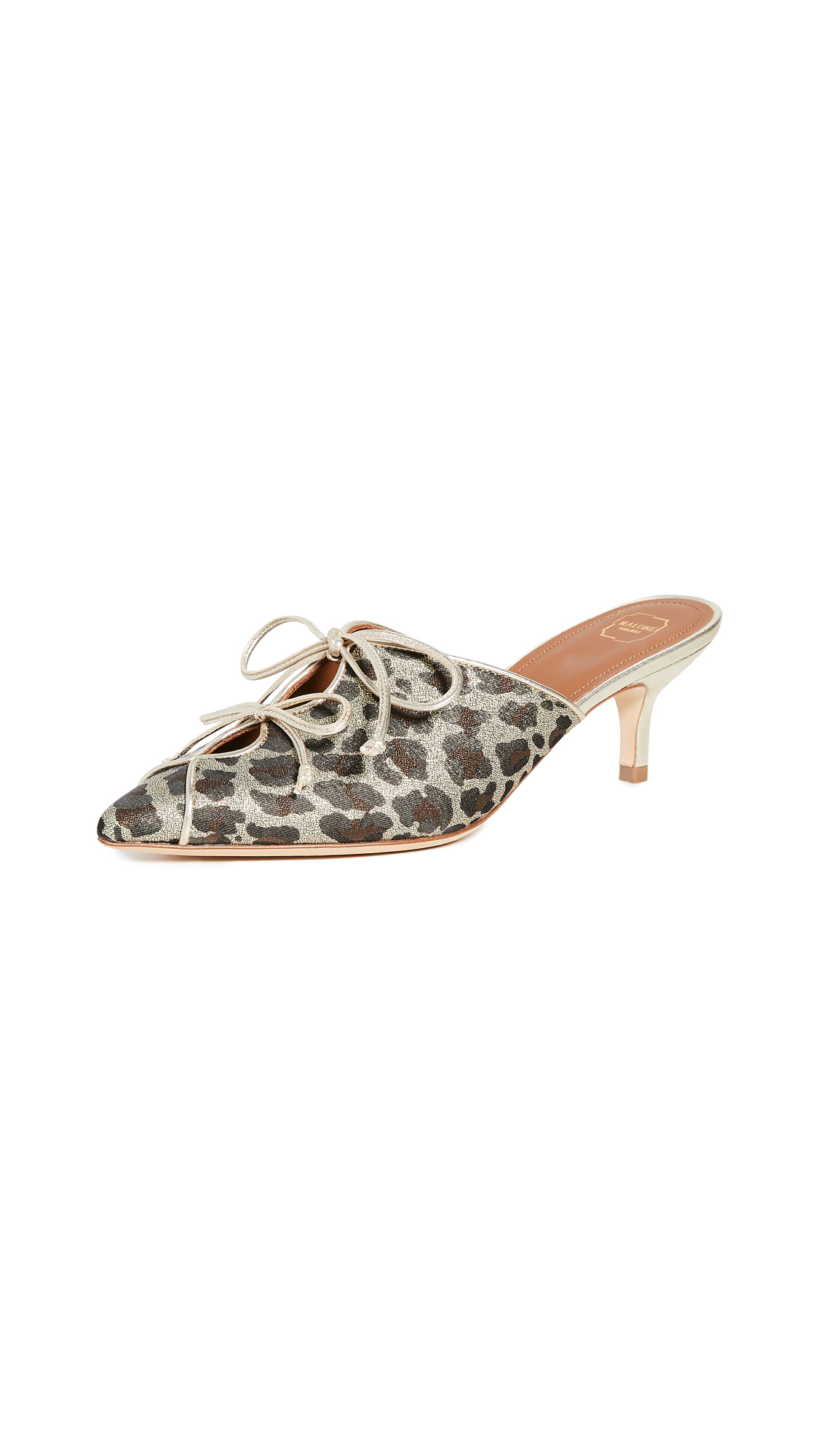 Buy Malone Souliers online - photo of Malone Souliers Victoria 45 Mules