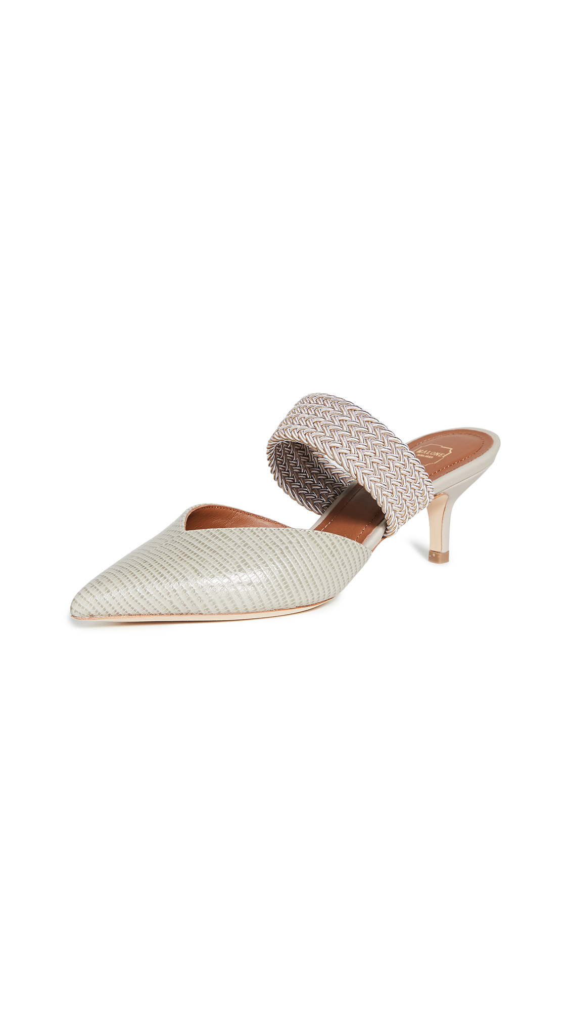 Buy Malone Souliers Maisie Mules 45mm online, shop Malone Souliers