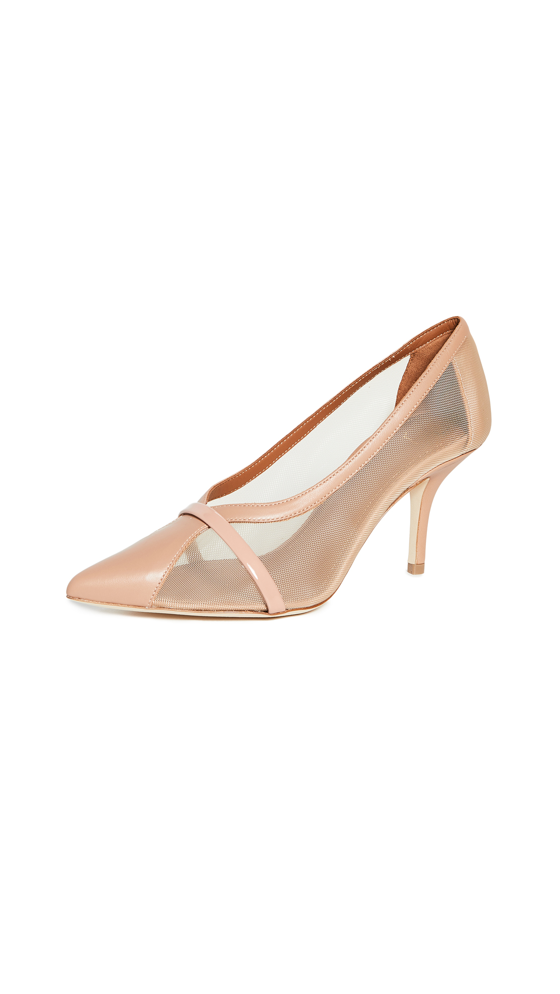 Buy Malone Souliers Brook Pumps 70mm online, shop Malone Souliers