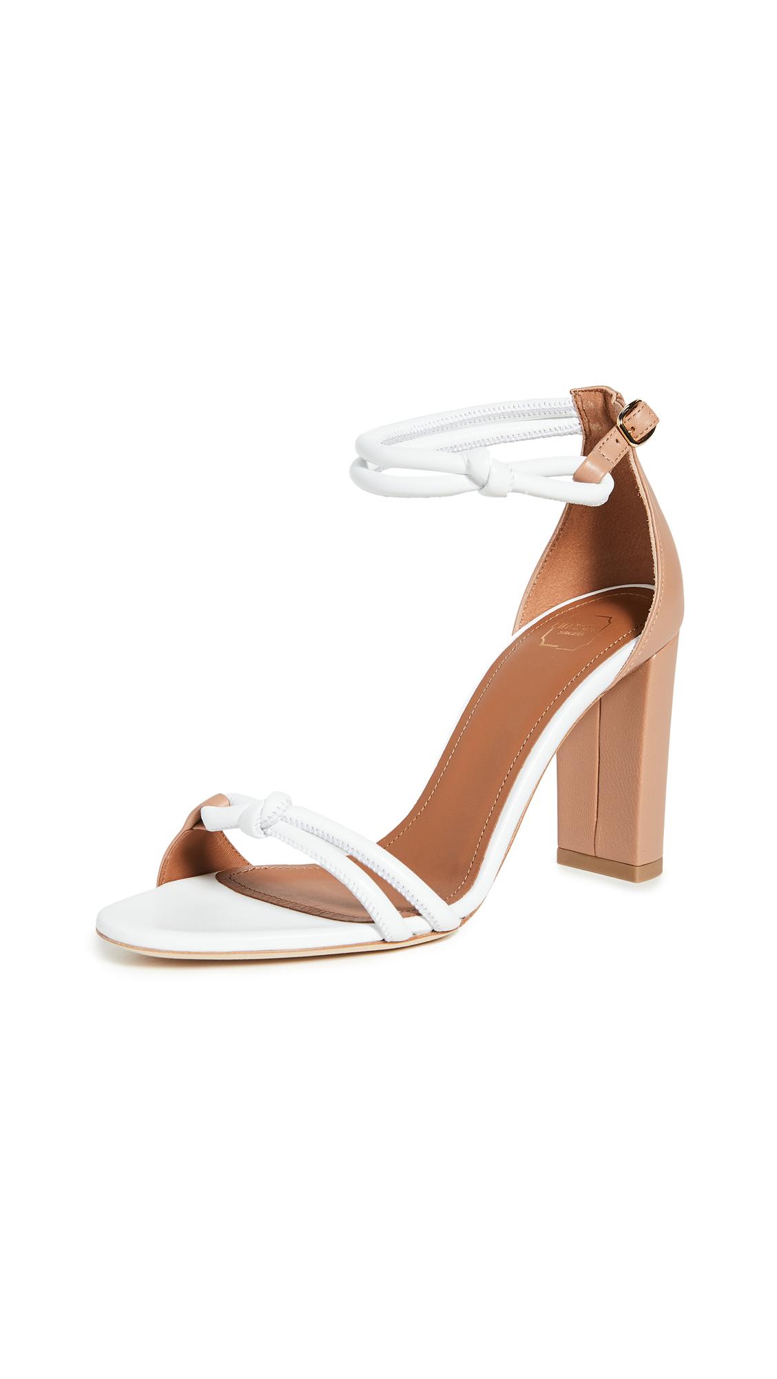 Buy Malone Souliers 85mm Fenn Sandals online, shop Malone Souliers