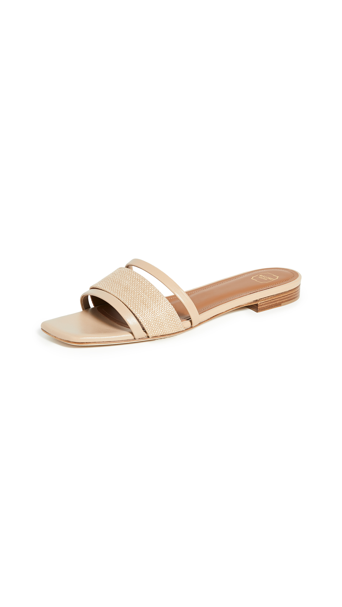 Buy Malone Souliers Demi Slides online, shop Malone Souliers