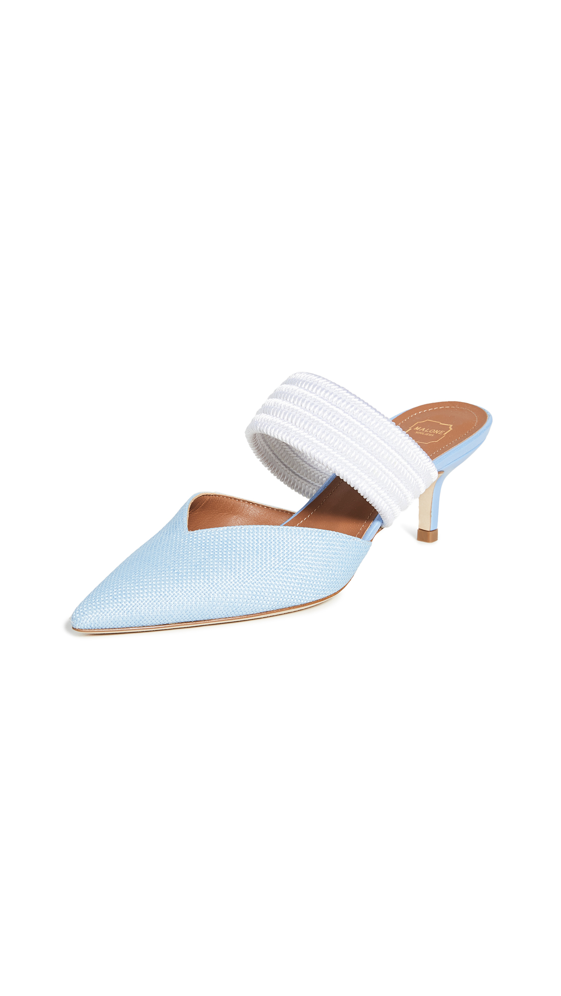 Buy Malone Souliers 45mm Maisie Mules online, shop Malone Souliers