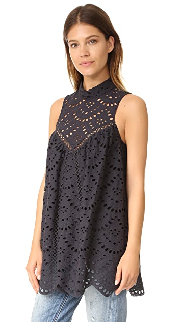 Ministry of Style Hunter Top
