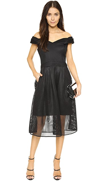 Ministry of Style Hypnotic Floaty Dress