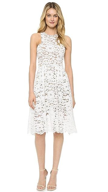 Ministry of Style Embrace Floaty Midi Dress