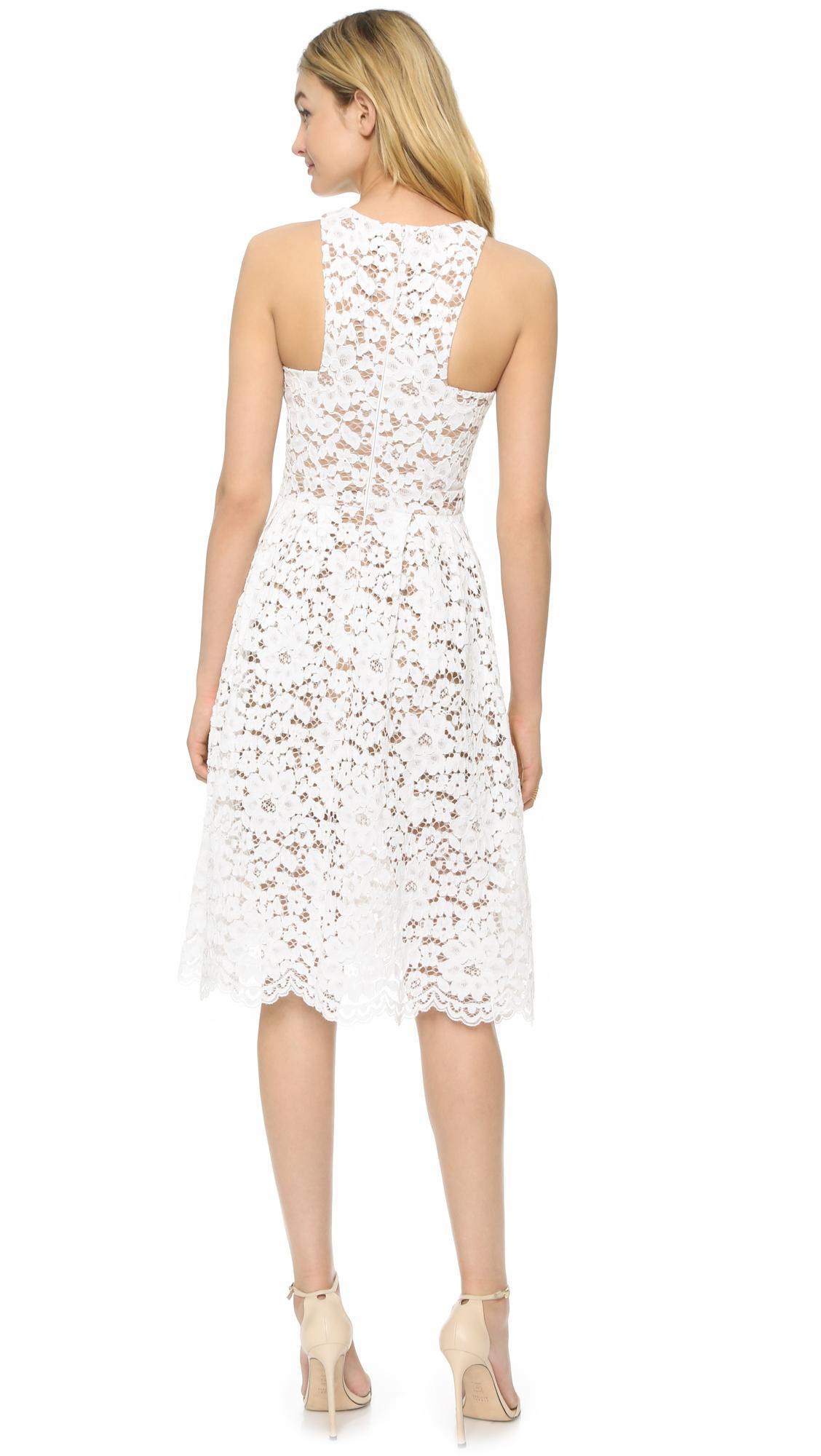 Ministry of Style Embrace Floaty Midi Dress | SHOPBOP