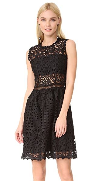 Ministry of Style Lush Lace Dress