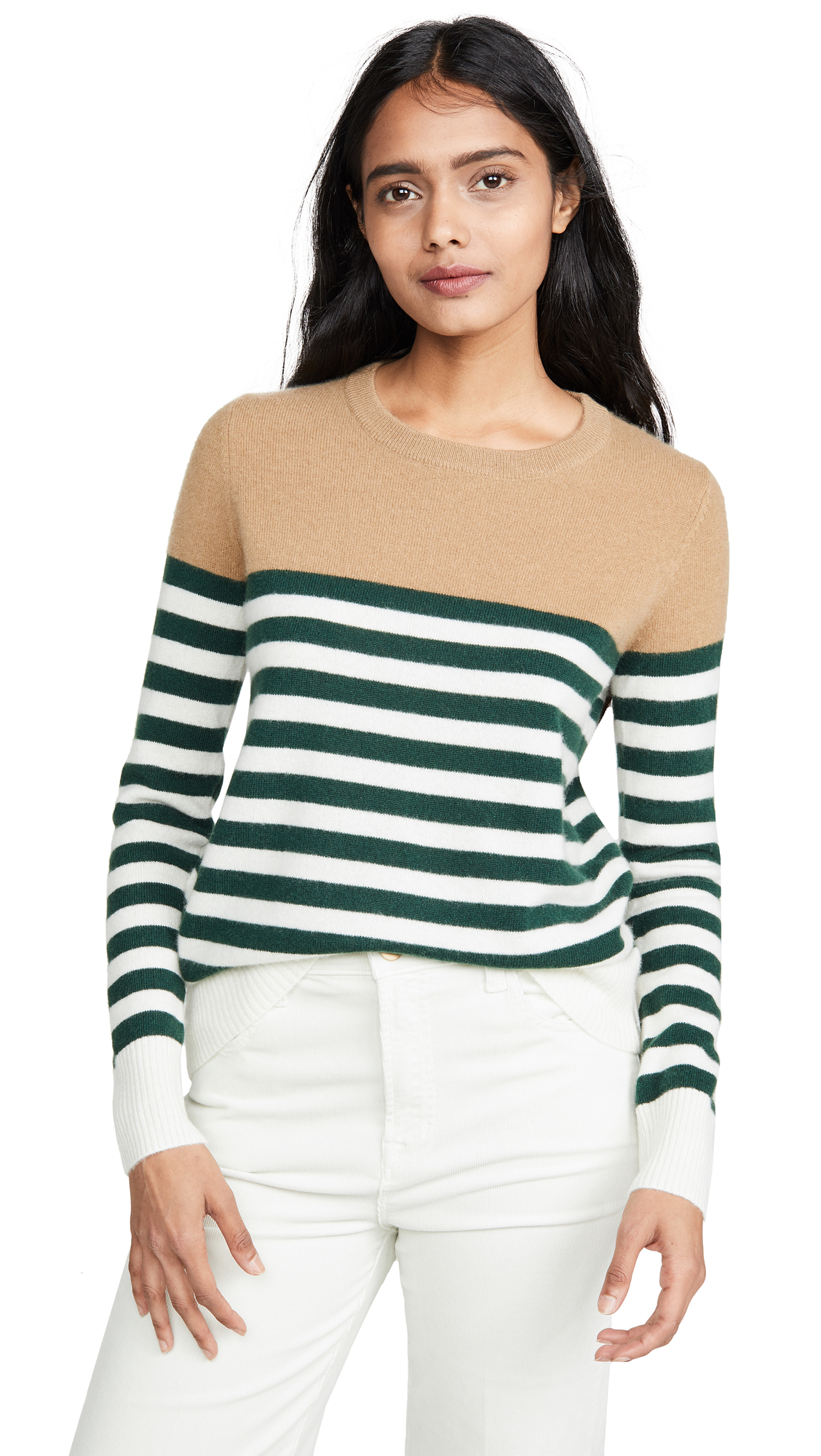 Buy Madeleine Thompson online - photo of Madeleine Thompson Figaro Cashmere Sweater