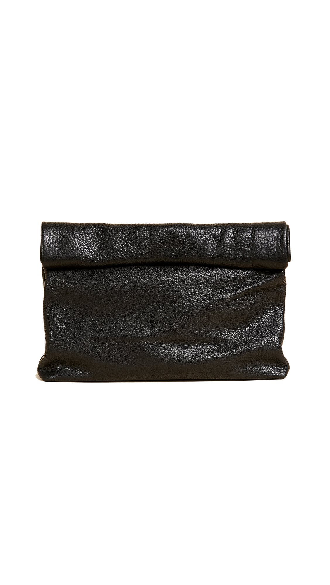 Marie Turnor Accessories The Lunch Clutch - Black