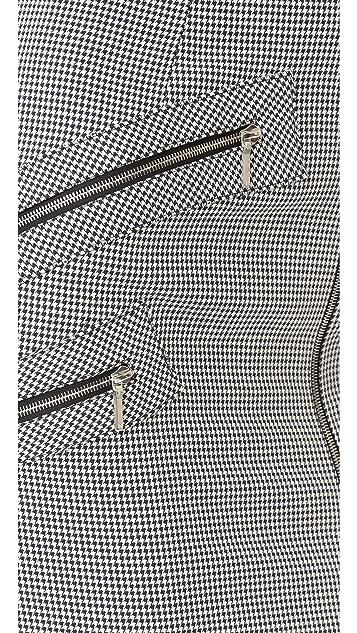 Mugler Pencil Skirt