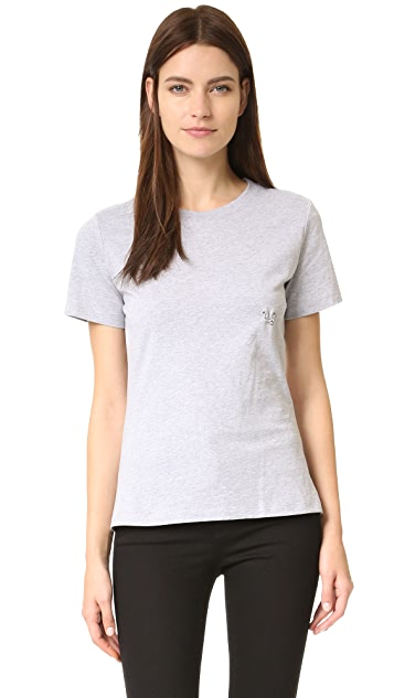 Mugler T-Shirt with Hardware