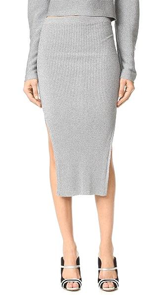 Mugler Длинная юбка