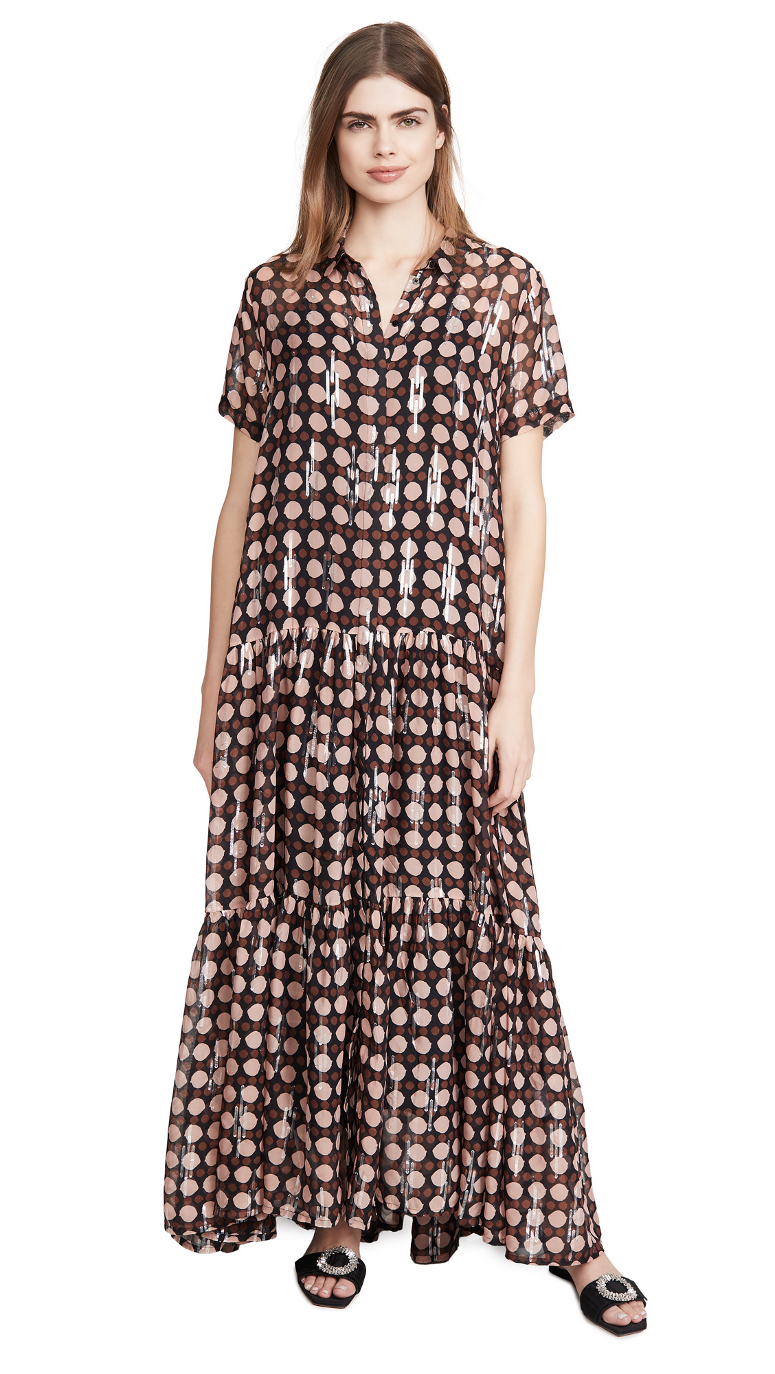 MUNTHE Evelyn Dress - 30% Off Sale