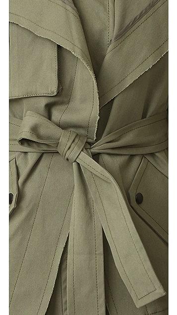 Marissa Webb Fletcher Canvas Jacket
