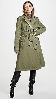 Marissa Webb Raleigh Trench Coat