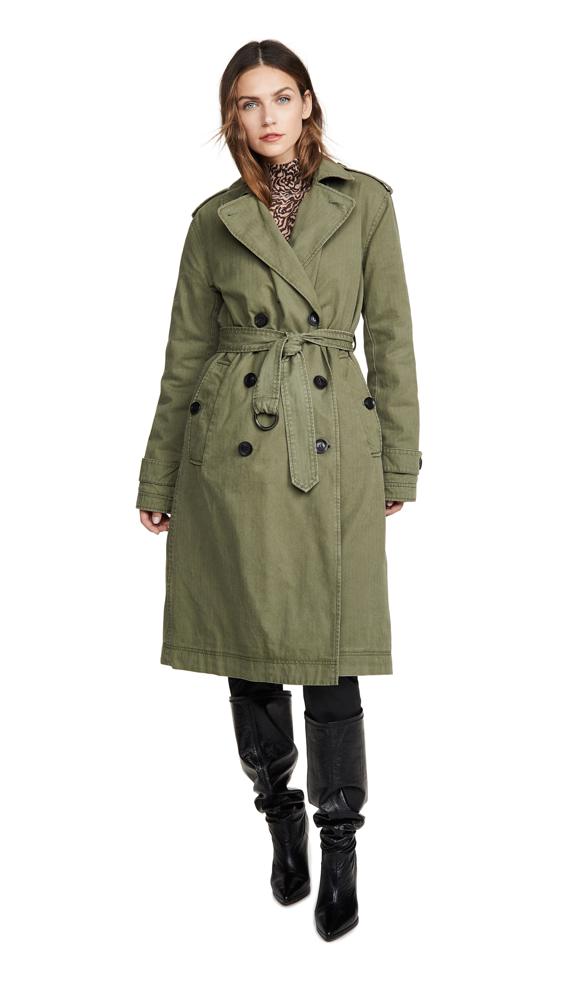 Buy Marissa Webb online - photo of Marissa Webb Raleigh Trench Coat