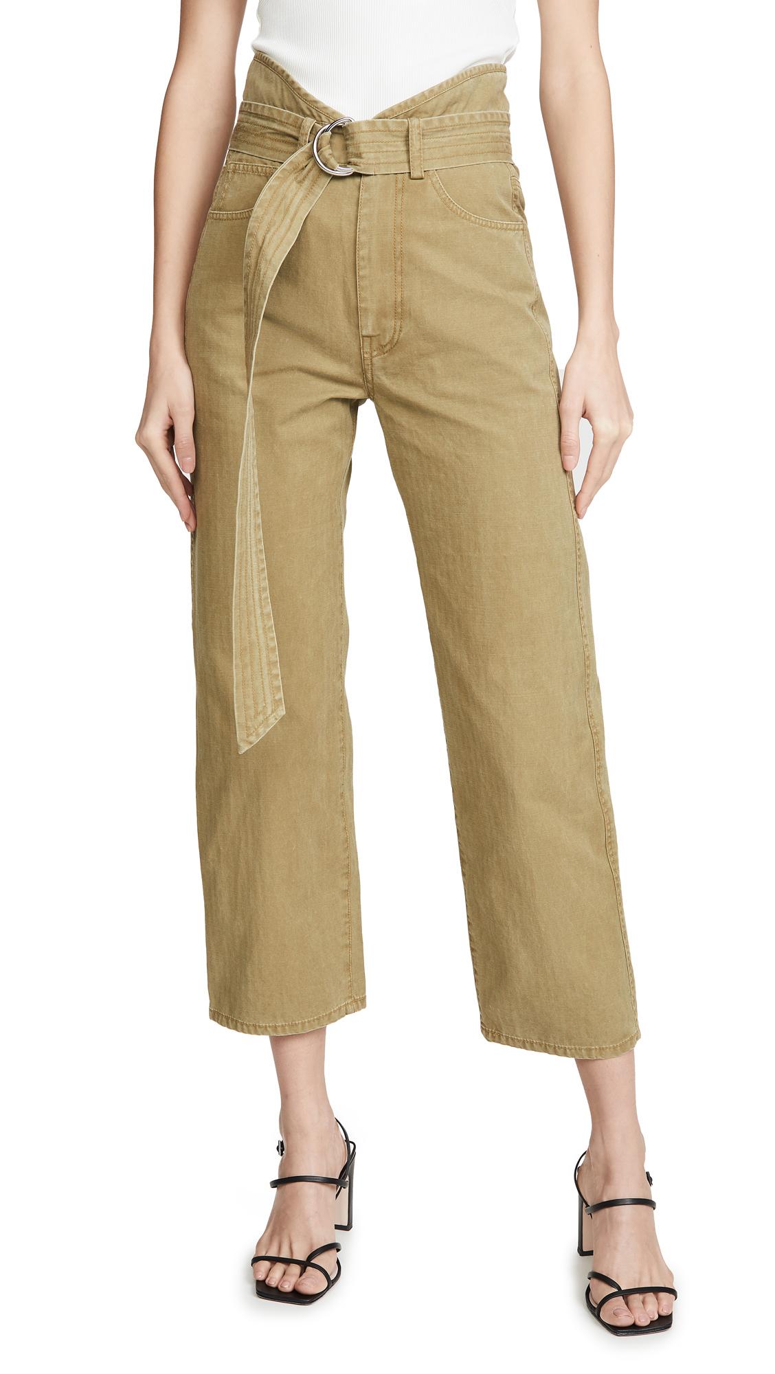 Buy Marissa Webb online - photo of Marissa Webb Travis Canvas Pants