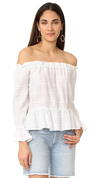 Maven West Oliver Off Shoulder Top