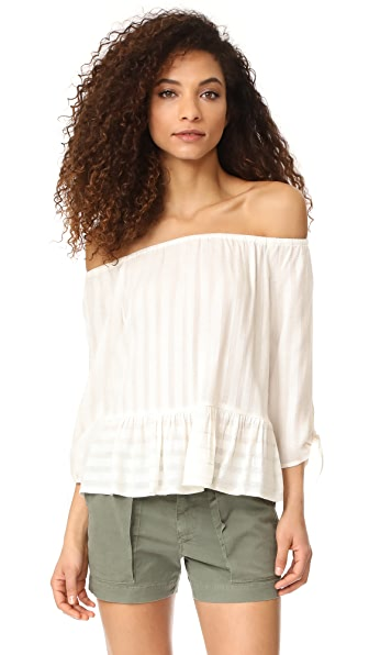 Maven West Haley Off the Shoulder Top
