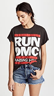 MADEWORN ROCK Футболка Run DMC Raising Hell