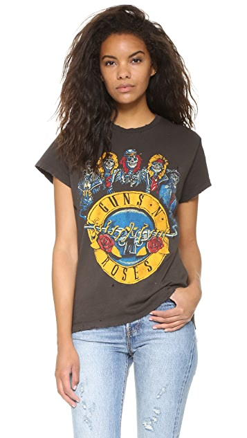 MADEWORN ROCK Guns N' Roses Tee