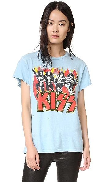 MADEWORN ROCK Kiss Tee