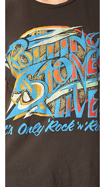 MADEWORN ROCK Rolling Stones 78 Tee