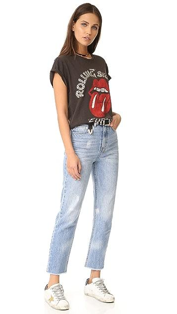 MADEWORN ROCK Rolling Stones Europe 82 Tee