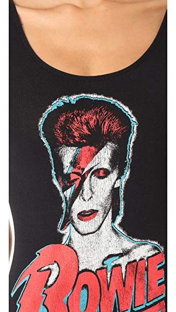 MADEWORN ROCK David Bowie Bodysuit