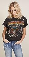 MADEWORN ROCK Ramones T 恤
