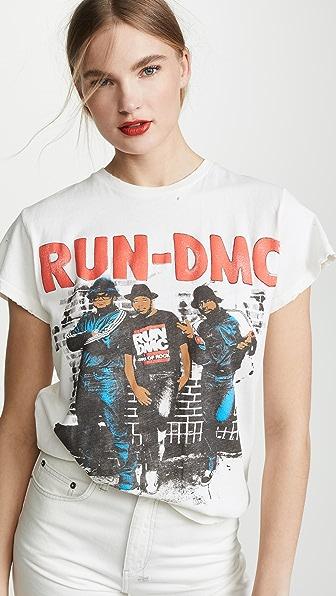 Madeworn RUN DMC T-SHIRT