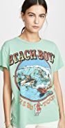 MADEWORN ROCK Beach Boys Tee
