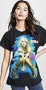 MADEWORN ROCK Britney Concert T 恤