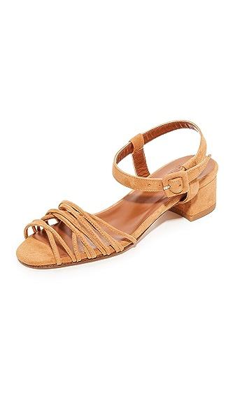 Maryam Nassir Zadeh Lulu Sandals