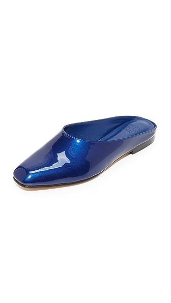 Maryam Nassir Zadeh Maryam Flats - Blue
