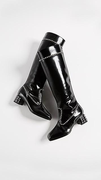 Maryam Nassir Zadeh Kiki Knee High Boots
