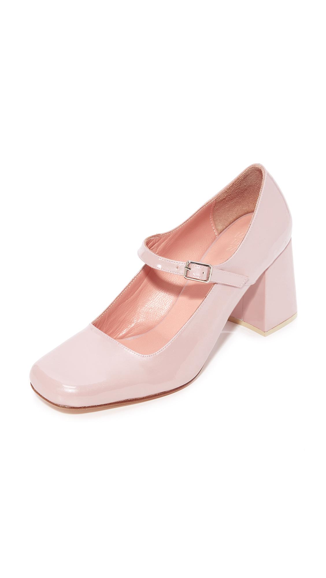 Maryam Nassir Zadeh Mary Jane Pumps - Pink