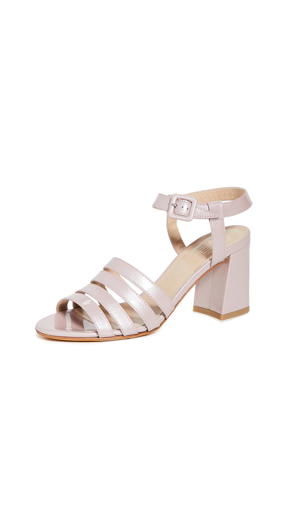 Maryam Nassir Zadeh Palma High Sandals – 60% Off Sale