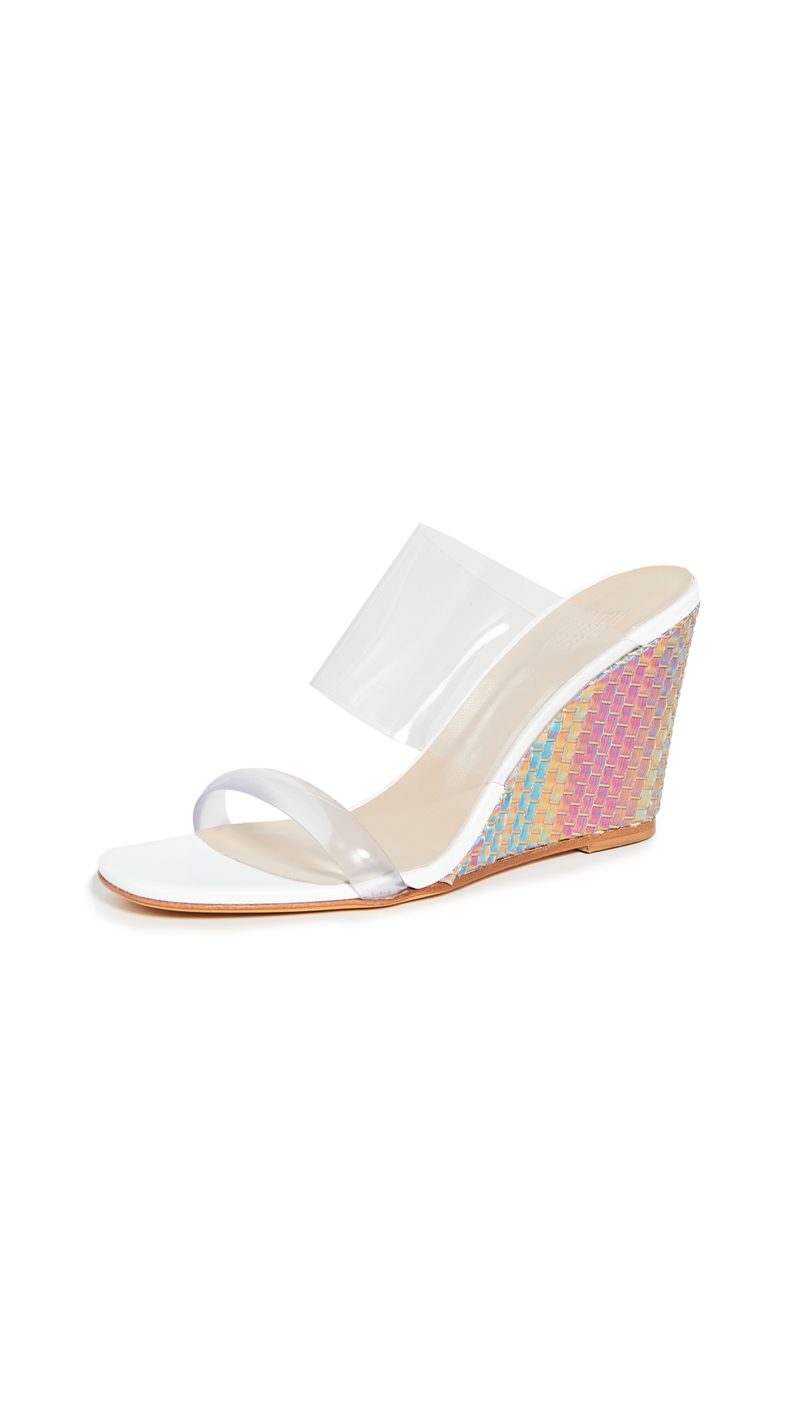 Buy Maryam Nassir Zadeh online - photo of Maryam Nassir Zadeh Olympia Wedge Sandals