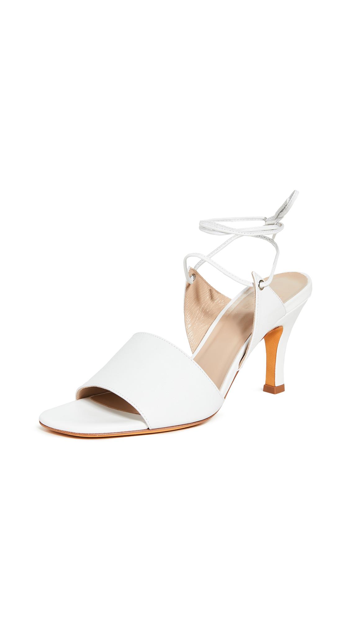 Buy Maryam Nassir Zadeh Lark Sandals online, shop Maryam Nassir Zadeh