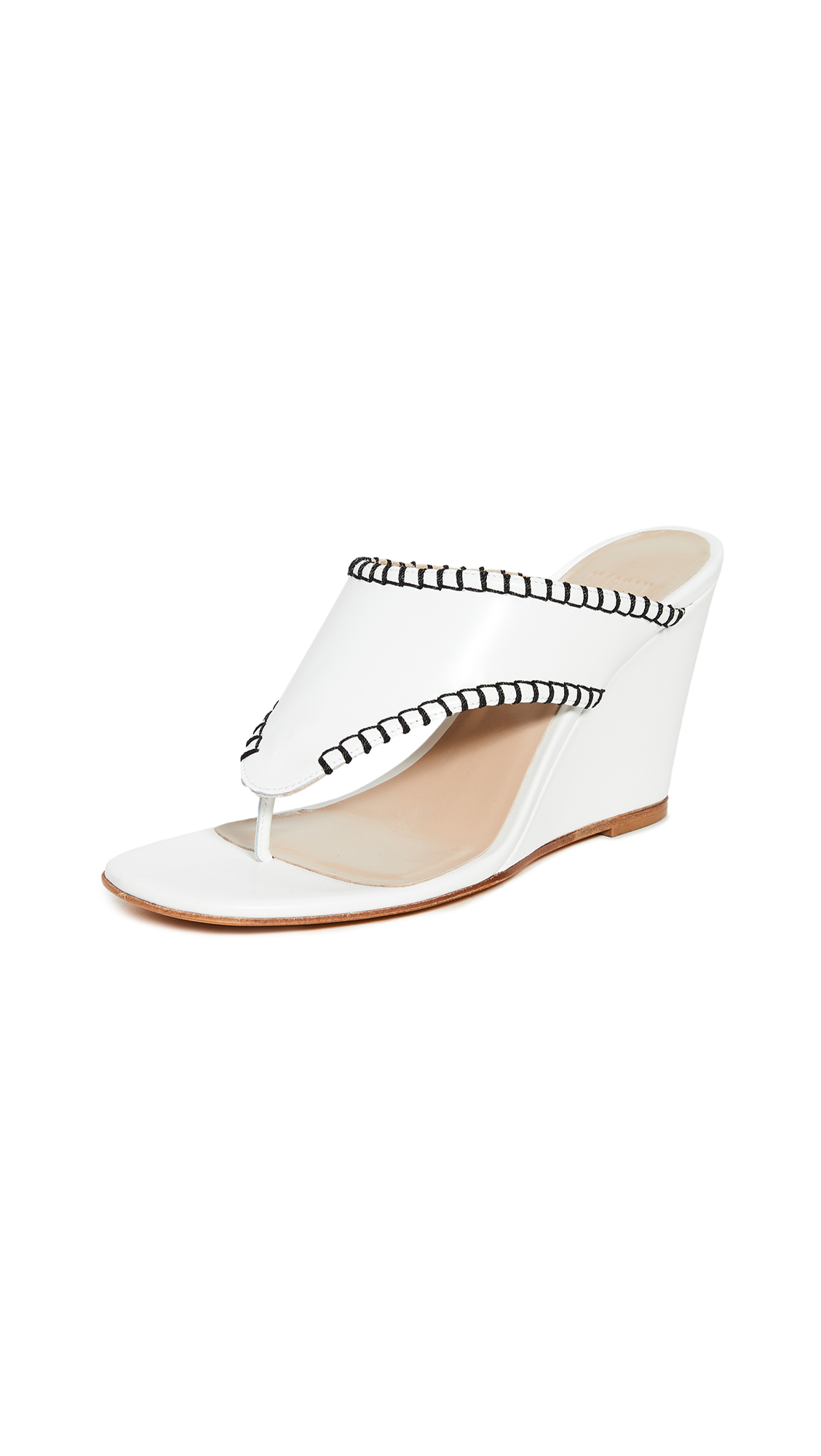 Maryam Nassir Zadeh Talia Thong Sandals - 60% Off Sale