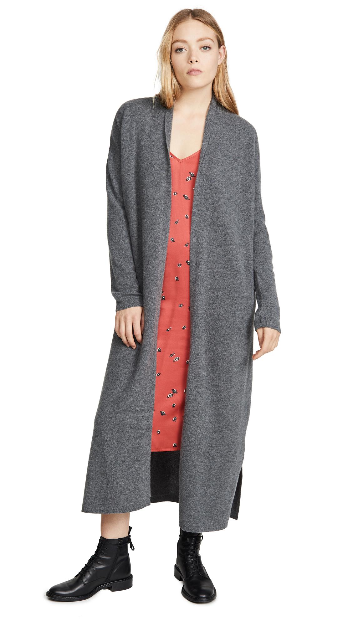Buy Naadam online - photo of Naadam Long Cashmere Robe Cardigan
