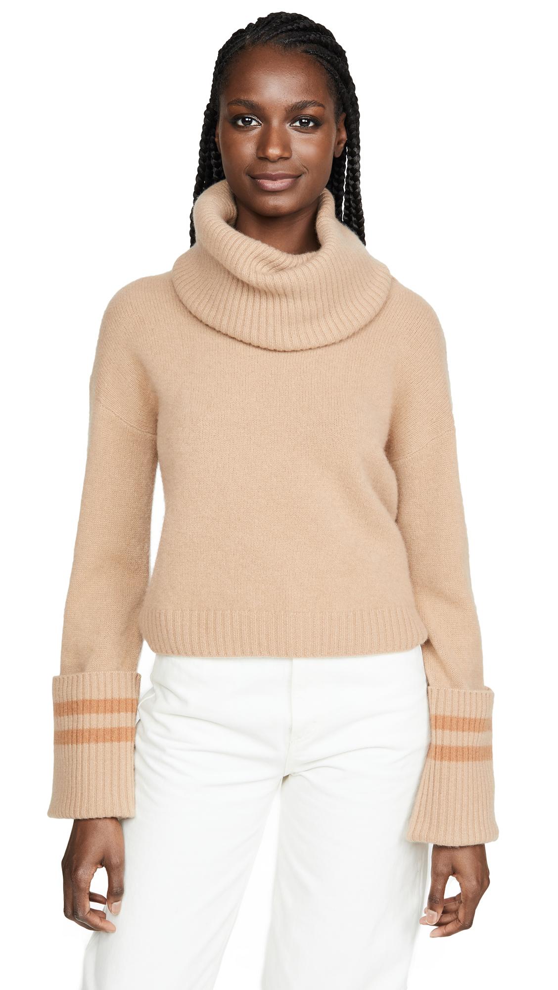 Buy Naadam online - photo of Naadam Turtleneck Cashmere Sweater