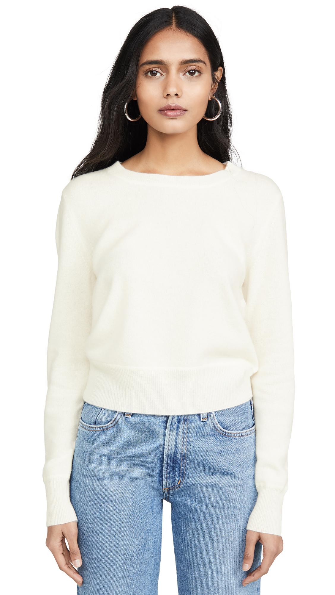 Buy Naadam online - photo of Naadam Cashmere Crew Sweater