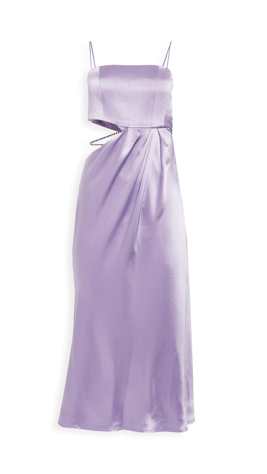 Nafsika Skourti Carla Dress Midi - 20% Off Sale