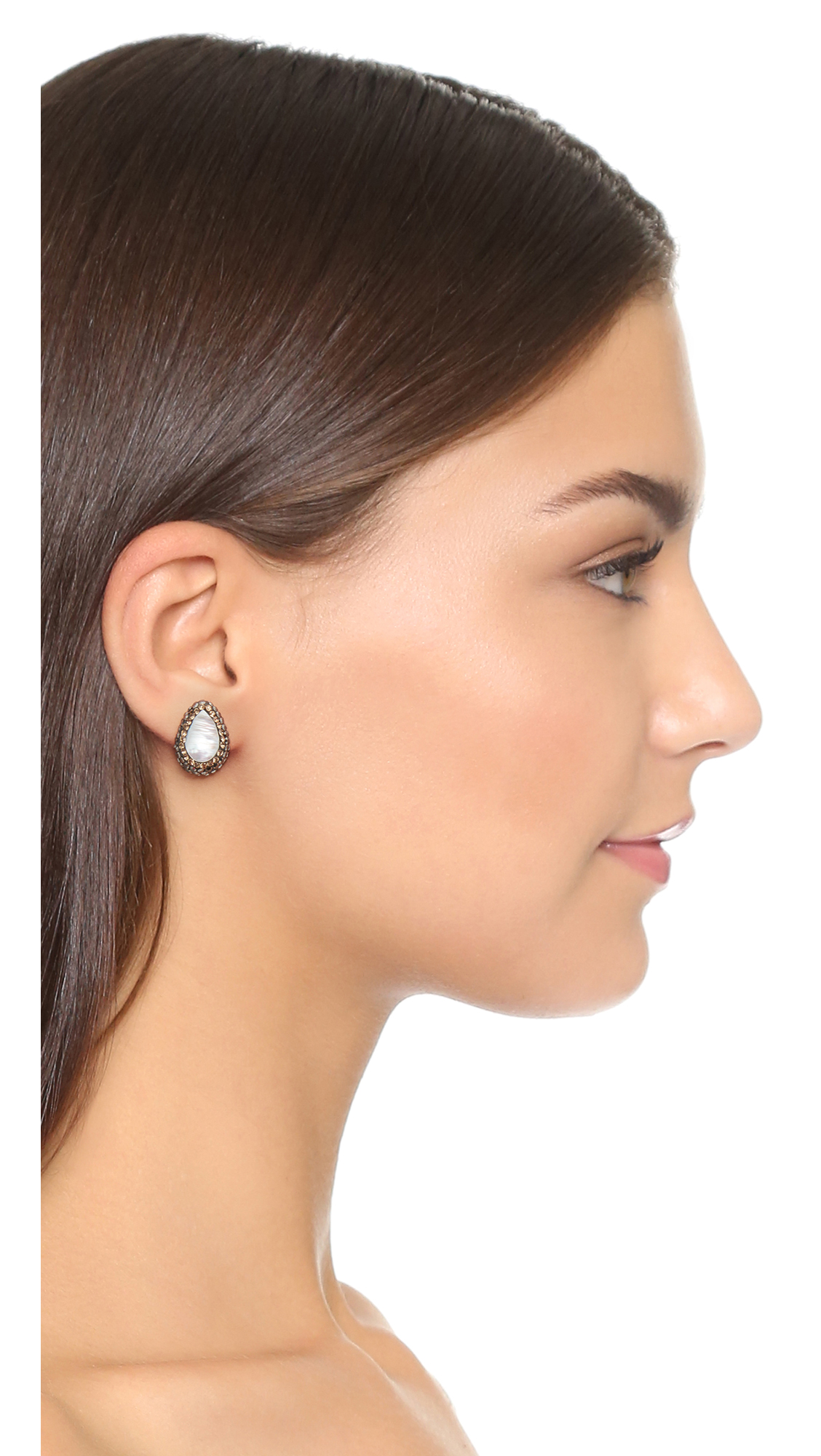 silver earrings sw everyday style bay ij in enchanting bays radiant s