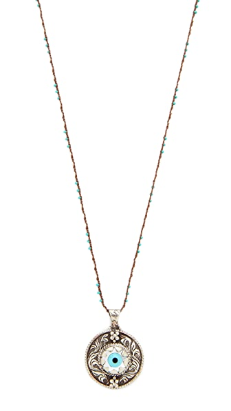 Native Gem Protection Necklace