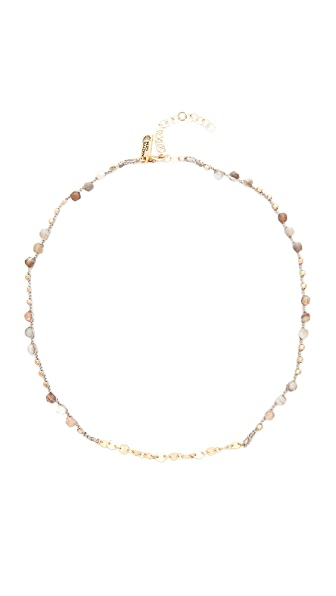 Native Gem Gatsby Midi Sequin Choker Necklace