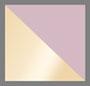 Rose Quartz/Yellow Gold