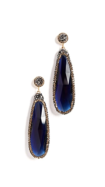 Native Gem Everything Earrings In Radiant Blue